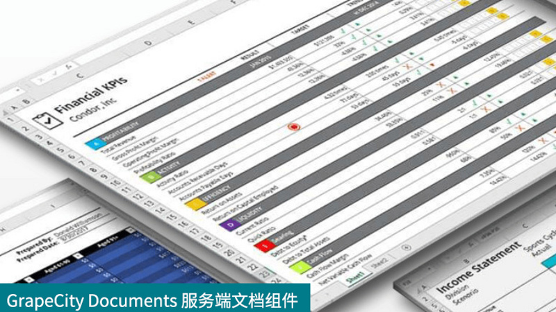 GrapeCity Documents 文档API组件 - 入门视频